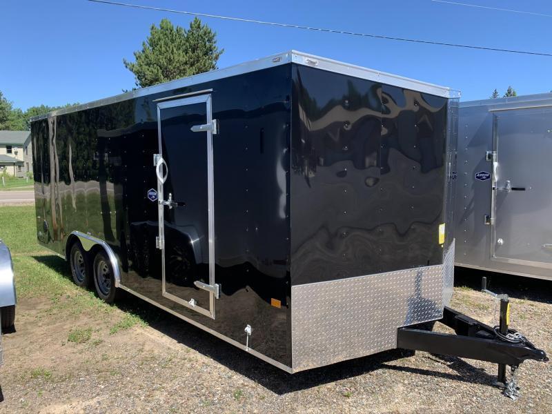 Arrow 8.5x20 Enclosed Cargo Trailer