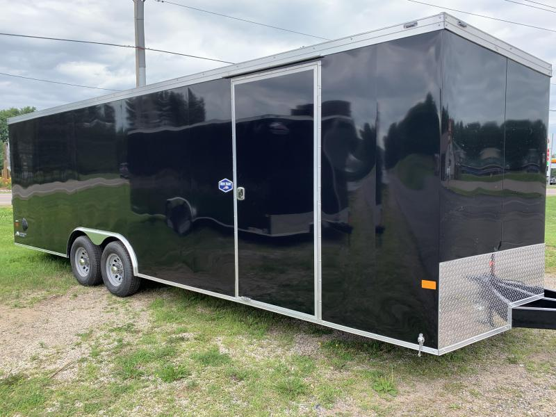 2022 American Hauler 8.5' x 24' Night Hawk Enclosed Cargo Trailer
