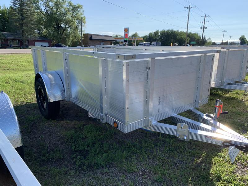 "5x10 26"" High Solid Side Utility Trailer"