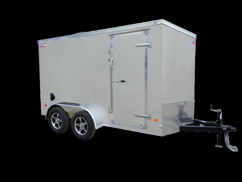 7x12 American Hauler Arrow Enclosed Cargo Enclosed Cargo Trailer