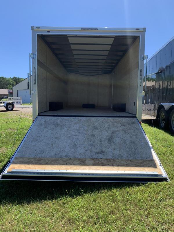 Night Hawk 8.5x18 7K Enclosed Cargo Trailer