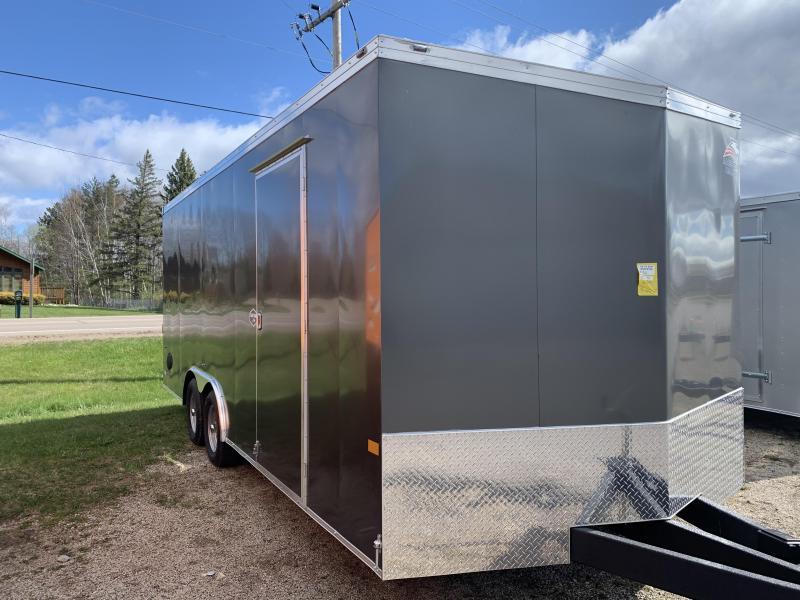 Night Hawk 8.5x20 7K Enclosed Cargo Trailer