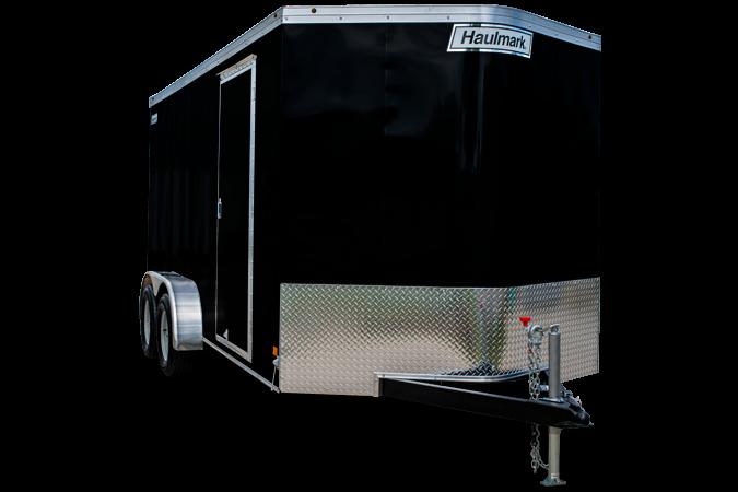 2021 Haulmark 7x16' Passport Enclosed Cargo Trailer
