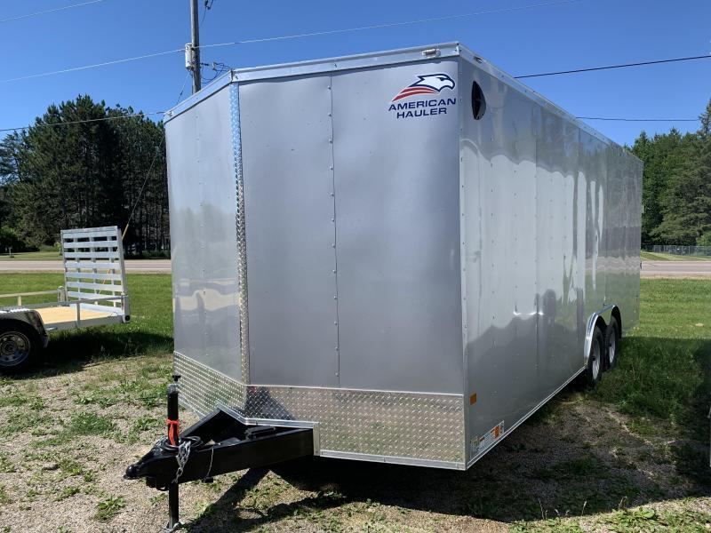 Arrow 8.5x20 10K Enclosed Cargo Trailer