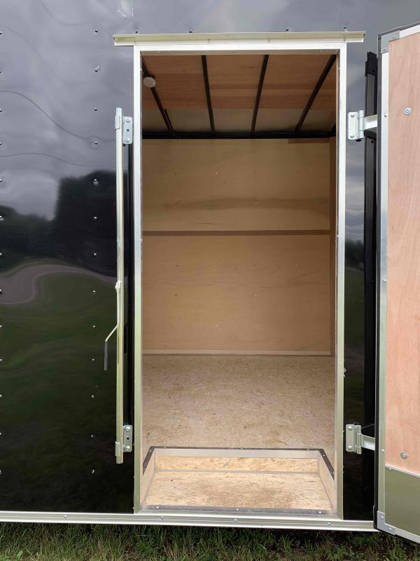 2021 Interstate 8 x 18' Enclosed Cargo Trailer