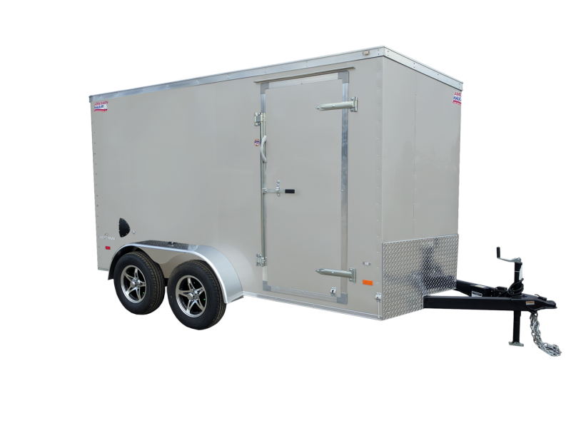 2021 American Hauler NH714TA2 Utility Enclosed Cargo Trailer