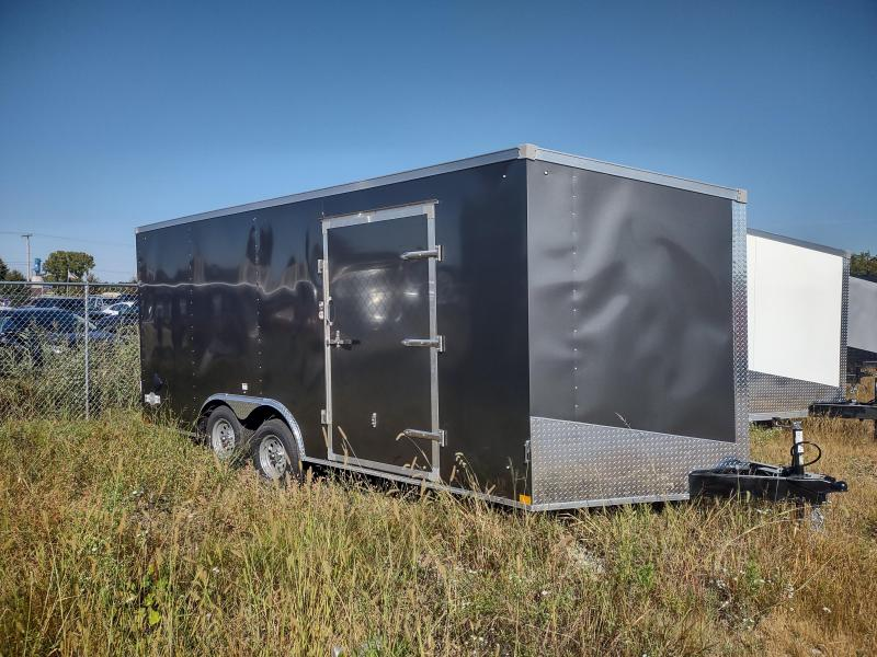 2022 Stealth Trailers 8.5' X 18' Mustang Enclosed Cargo Trailer