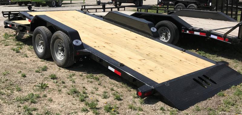 "2021 Load Trail TD8320072 20' LOW-PROFILE TILT, 23"" DECK HEIGHT Equipment Trailer"