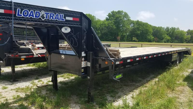 2020 Load Trail 40' HOTSHOT AIR RIDE TRAILER