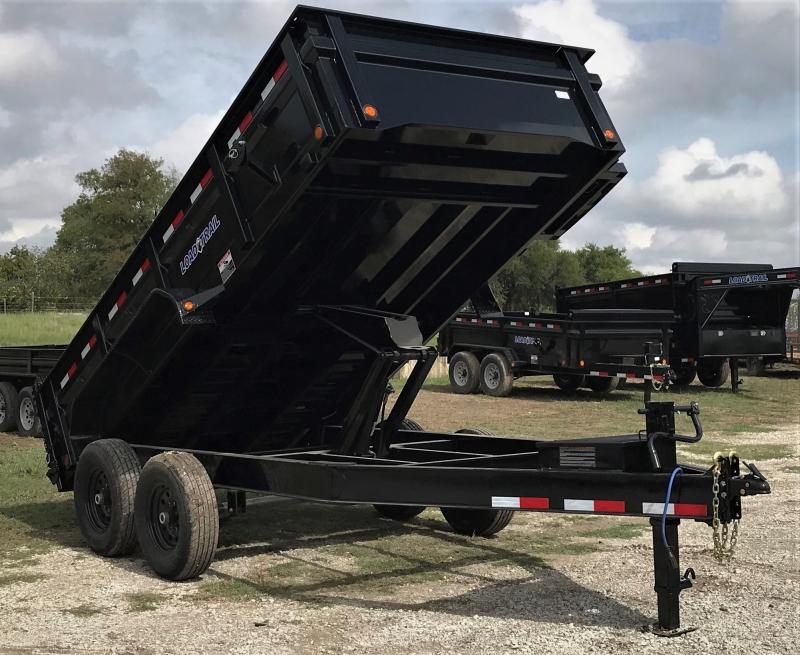 2022 Load Trail DT8314072 14K, 14' DEPENDABLE Dump Trailer
