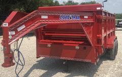 2022 Load Trail GD8314072 14K, 14' CUSTOM GOOSENECK Dump Trailer