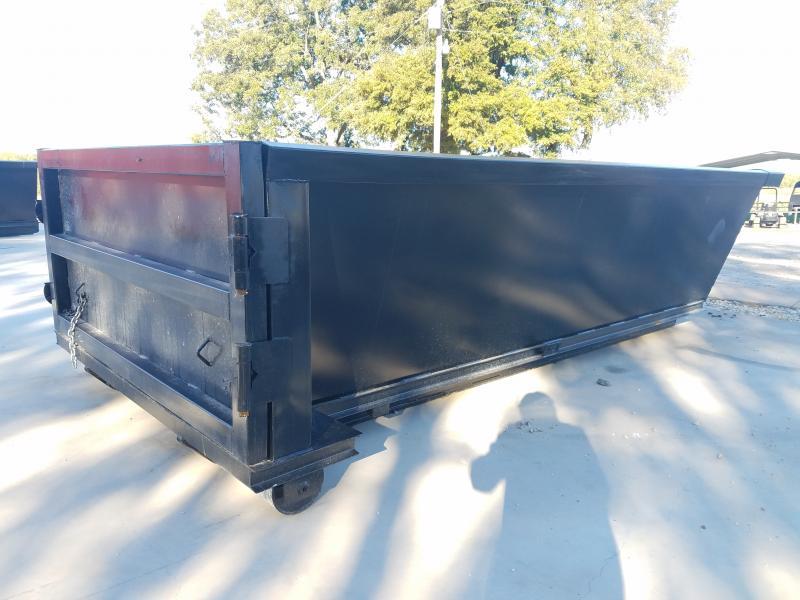 2021 Load Hawg GMA14 12 YD COMMERCIAL ROLL-OFF BIN Dump Trailer