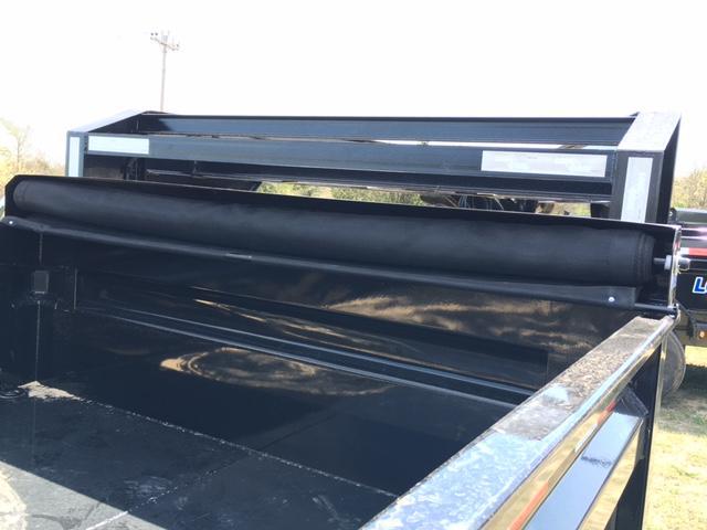 2022 Load Trail GD8312072 14K, 12' HEAVY DUTY Dump Trailer