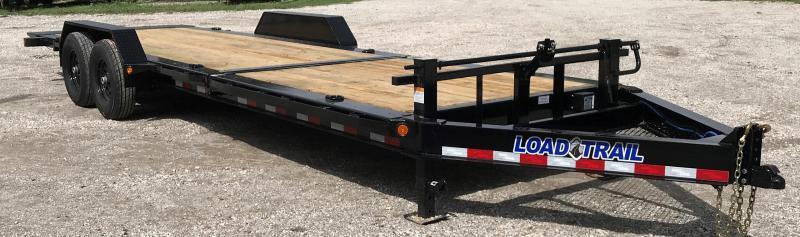 2021 Load Trail TD8324072 14K, 24' EQUIPMENT Equipment Trailer