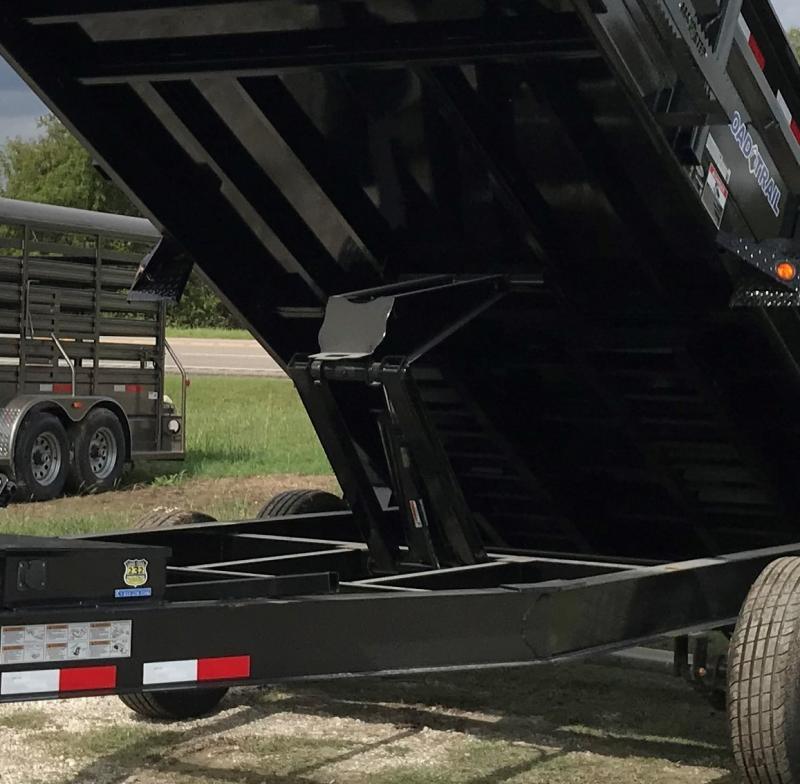2022 Load Trail DT8312072 12', 14K COMMERCIAL-GRADE Dump Trailer