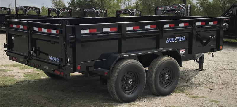 2021 Load Trail DT8314072 14', 14K COMMERCIAL Dump Trailer