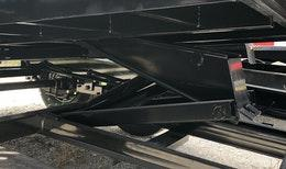 2022 RawMaxx GD8312072 14K, 12' HD 4' SIDES Dump Trailer