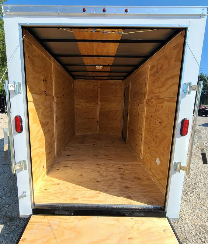 2022 Salvation Trailers PP714032 7K, 14' CARGO Cargo / Enclosed Trailer