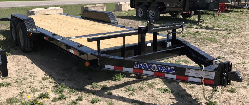 "2021 Load Trail 20' LOW-PROFILE TILT, 23"" DECK HEIGHT"