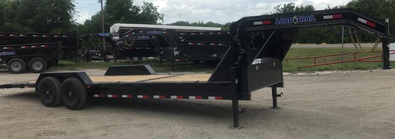2022 Load Trail GT8324102 20K, 24' EQUIPMENT GRAVITY Equipment Trailer