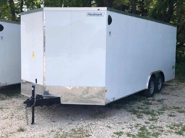 2021 Haulmark 20', 10K ENCLOSED TRAILER