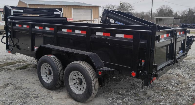 2021 Load Trail GD8314072 14', 14K W/ TARP & SCISSOR Dump Trailer