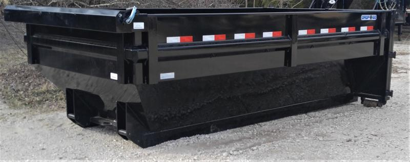 2021 Load Trail GMA14 12.5YD ROLL-OFF BIN Dump Trailer