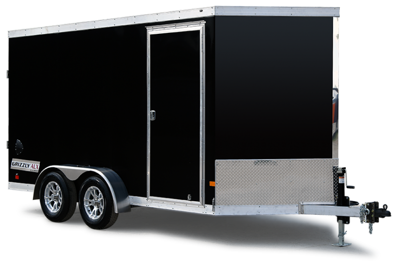 2021 Haulmark GRIZZLY ALX Cargo / Enclosed Trailer GRALX714T2