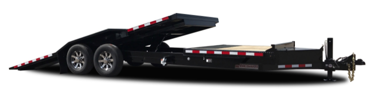 2021 Midsota TBWB Equipment Trailer TBWB24 TILT