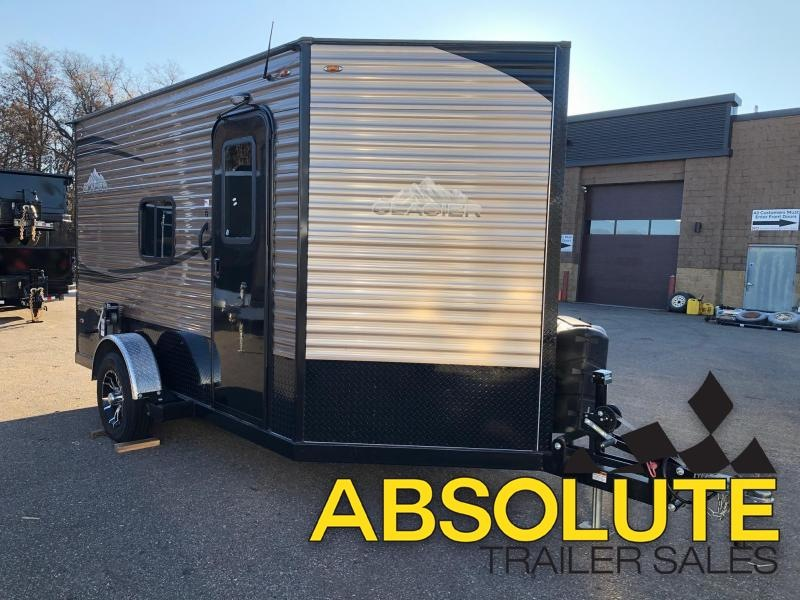 2020 Glacier A612 Ice/Fish House Trailer