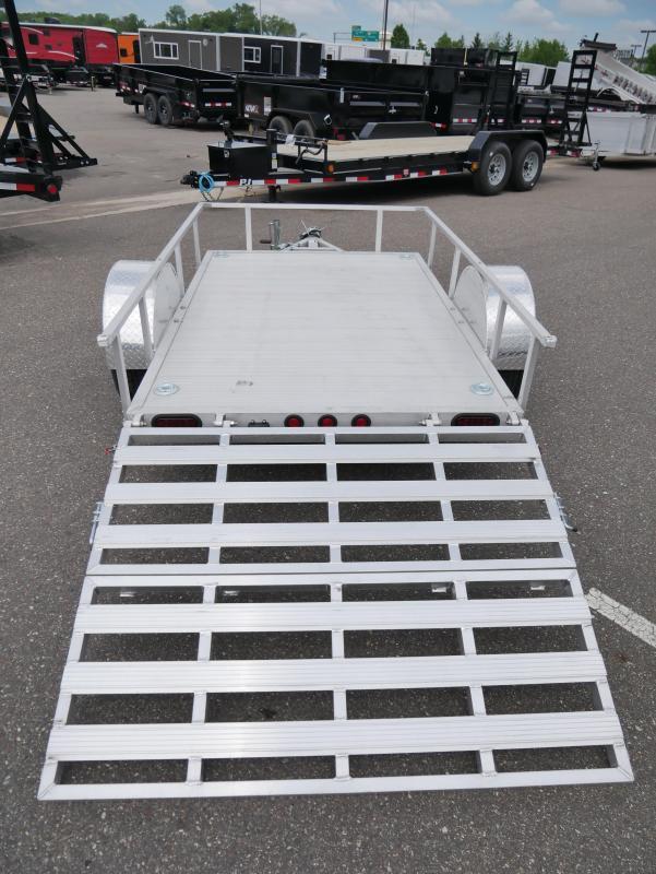 2022 Primo UT5X8-STD-2K Utility Trailer