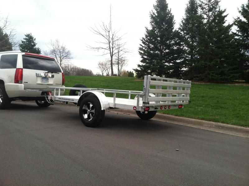 2021 Primo UT6X10-STD Utility Trailer CALL FOR AVAILABILITY