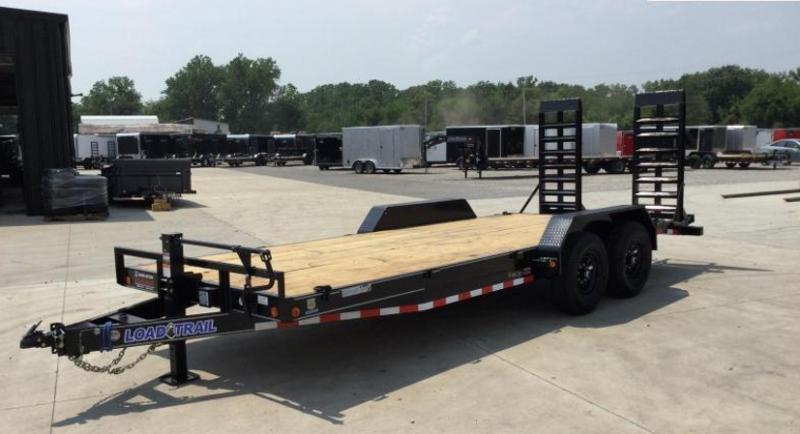 2022 Load Trail 83X20-14K Equipment Trailer