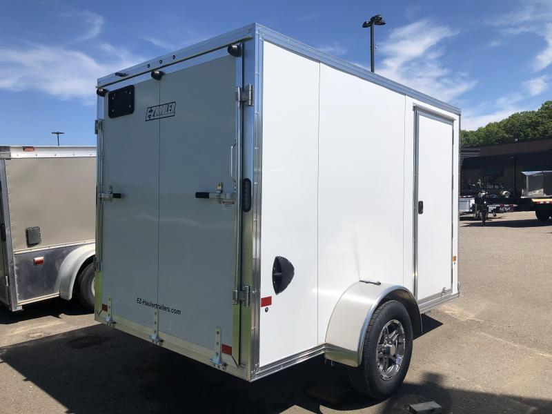 2021 E-Z Hauler EZEC 6X12 SA Cargo / Enclosed Trailer