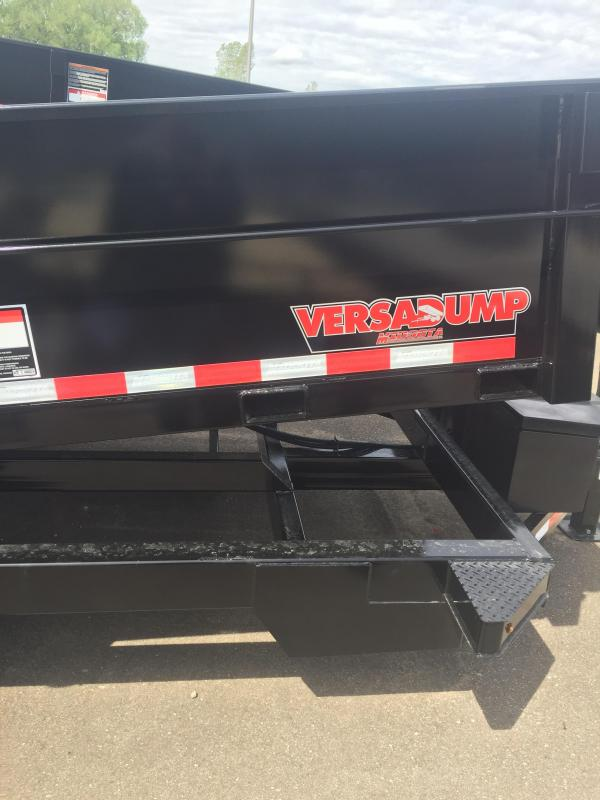 2022 Midsota HV-14 Dump Trailer