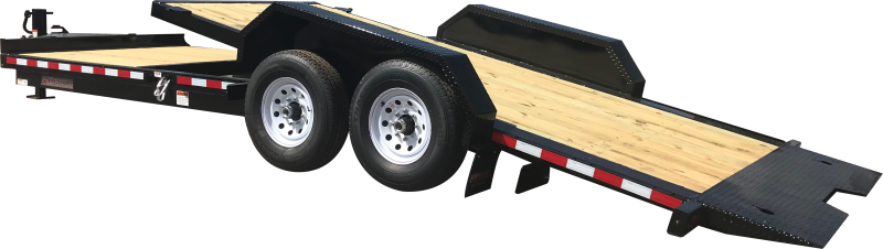 2021 Midsota TB-20 Equipment Trailer TILT BED