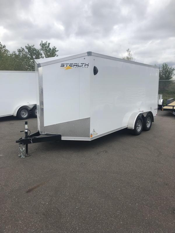 2022 Stealth Trailers 7X16-TITAN Cargo / Enclosed Trailer