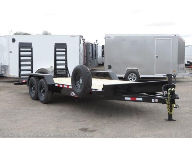 2022 Midsota ET 82X20 Equipment Trailer