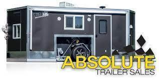 2021 Yetti SHELL Ice/Fish House Trailer C816-D