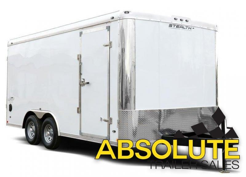 2021 Stealth Trailers SLTW8.5X30TA3 (plus 3 foot Wedge) Cargo / Enclosed Trailer