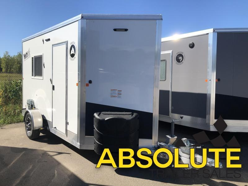 2022 Yetti TRAXX EDITION Ice House T612-DK