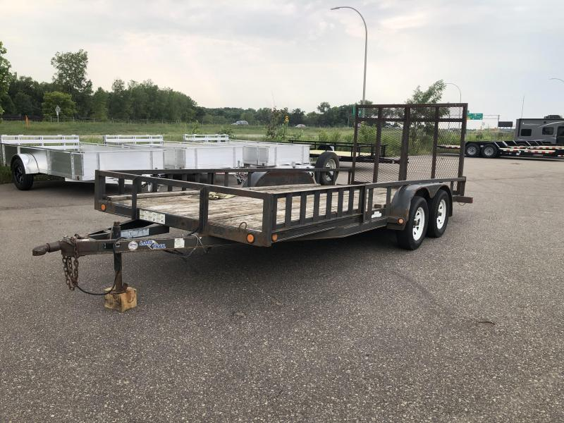 2009 Load Trail 7X18 Other
