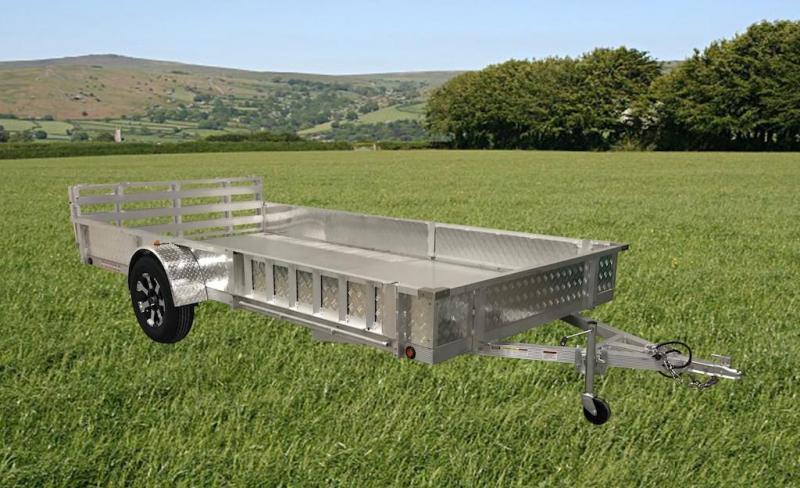 2022 Primo ATV82X14-ATP Utility Trailer
