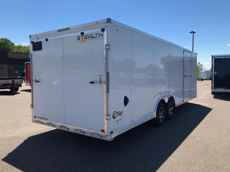 2022 Stealth Trailers SAFW8524TA3 Cargo / Enclosed Trailer COBRA