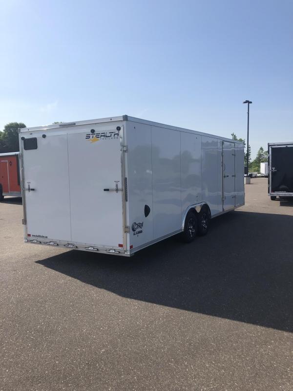 2022 Stealth Trailers SAFW8524TA3 Cargo / Enclosed Trailer