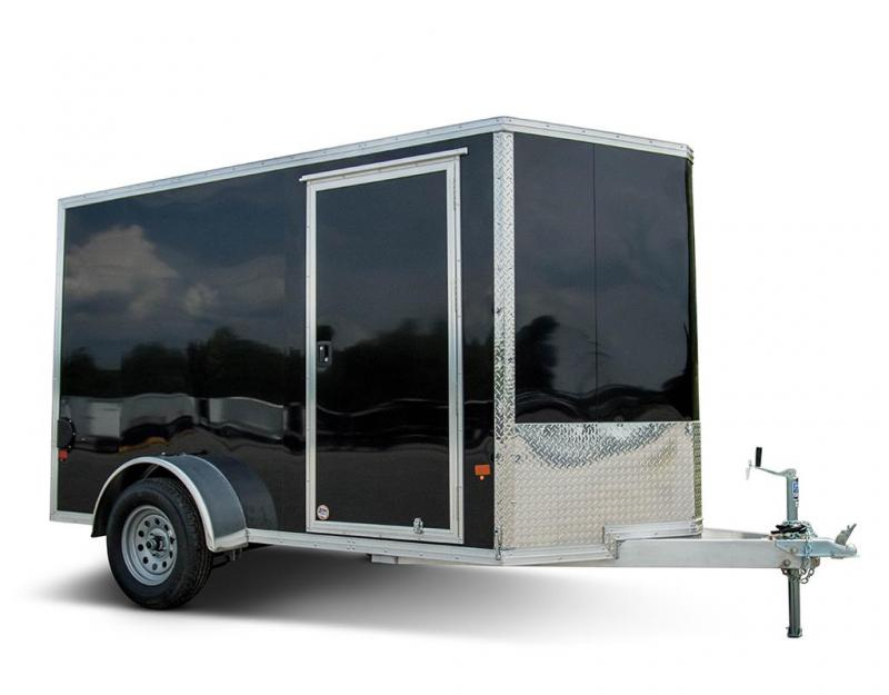 2021 Mission 7X16 CARGO Cargo / Enclosed Trailer
