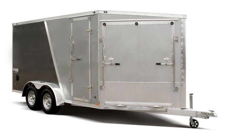 2021 Stealth Trailers APACHE 7x29 Snowmobile Trailer 7x29