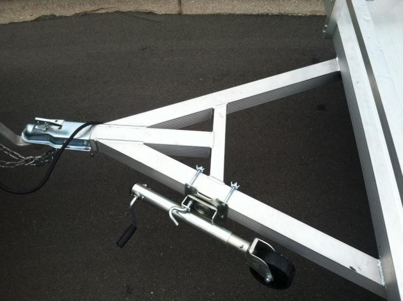 2022 Primo ATV82X14 Utility Trailer
