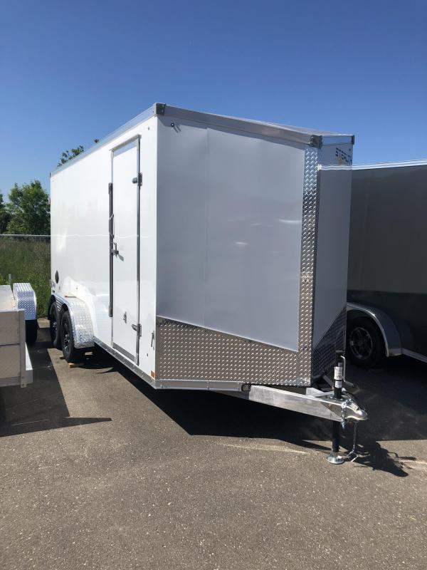 2022 Stealth Trailers 7X18-TITAN Cargo / Enclosed Trailer