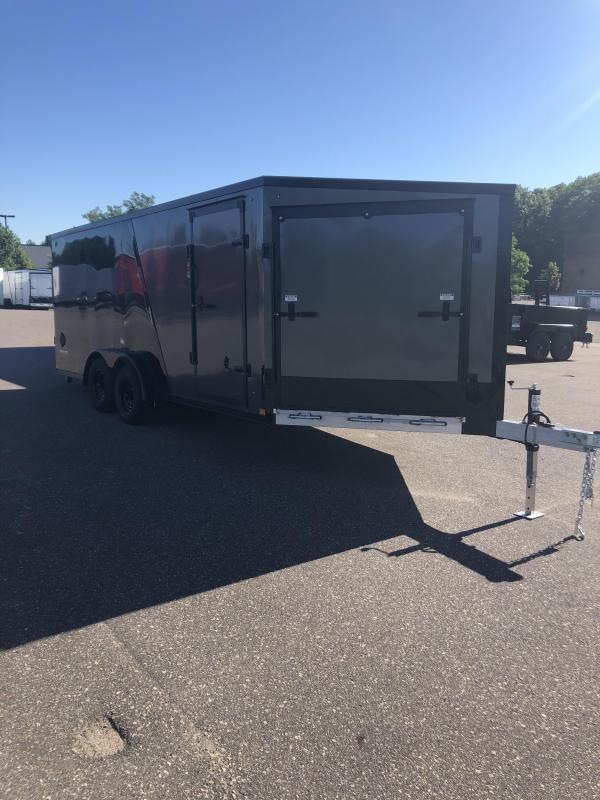 2022 Stealth Trailers SAAP723TA2 Snowmobile Trailer